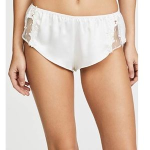 Flora Nikrooz Charmeuse Boy Shorts